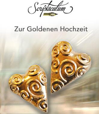 Gedichte zur Goldenen Hochzeit, Sprüche und Verse.