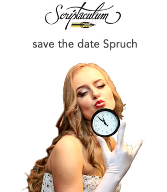 save the date Spruch