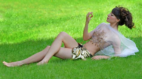 Ariella ferrera boobs